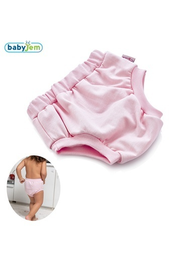 Baby Jem Babyjem Soft Alıştırma Külodu  3Yaş Pembe